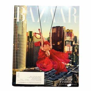 4️⃣/$12 April 2018 Harper's Bazaar Magazine